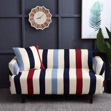 Striped Slipcovers For Sofas Online Get Cheap Stripe Sofa Cover Aliexpress Com Alibaba Group