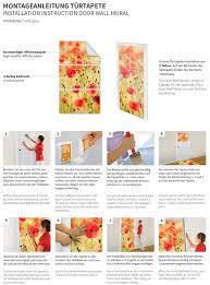 installation guilde for door murals wall mural poster door mural installation guide