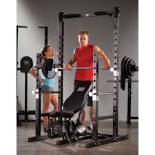 weider pro 8500 smith weight cage hayneedle
