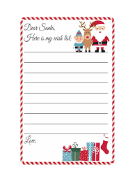 template for santa letter santa paper template father christmas paper chain ichild free doc 515660 christmas list templates 25 best ideas about