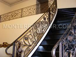 Wrought Iron Banister Iron Railings