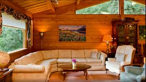 log homes interior pictures how warm are log homes garden co uk