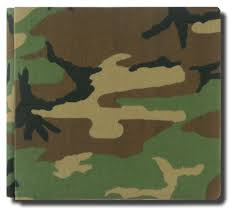 post bound scrapbook camo photo album camo photo album
