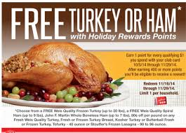 weis free turkey earn a free turkey ham more options living