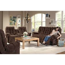 power space saver sofa with power tilt headrest by best home