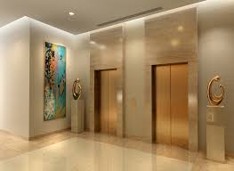 design apartments hotel interior waplag damac celestia lift lobby