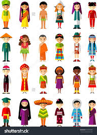 lifetime countries of the world costumes national suits in different