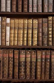 Bookshelf Antique Antique Books On Bookshelf Royalty Free Stock Image Image 25522076