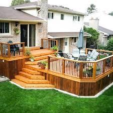 Deck Patio Designs Best Backyard Deck Designs Ideas On Decksbackyard Design Decks