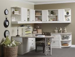 Home fice Home fice Design With Kitchen Cabinets Kitchen