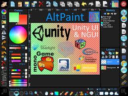 announce altsdk altpaint paint net based professional painting