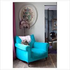 Turquoise Armchair Gap Interiors