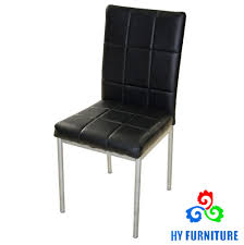 Faux Leather Dinning Chairs Leather Dining Chair Leather Dining Chair Suppliers And