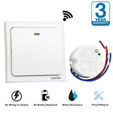 acegoo wireless lights switch kit no battery wiring create