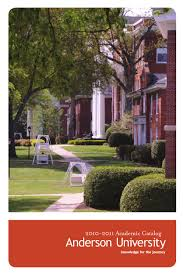 2010 11 academic catalog by anderson university issuu