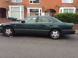 gumtree lexus cars glasgow lexus ls400 green 3969cc automatic luxury car in acocks green