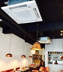 installation of air conditioning systems u0026 kitchen exhaust works