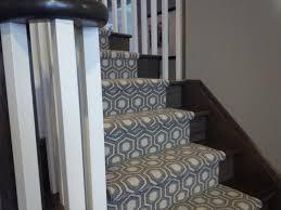modern stair runner ideas staircase install stair runner ideas