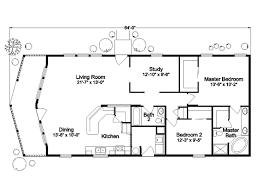 cabin floorplan the metolius cabin 4g28522a manufactured home floor plan or