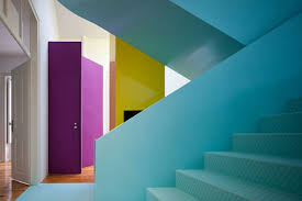 five ways of color blocking your home