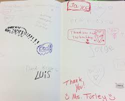 lexus service portland an appreciation letter from ms turkey u0027s class from kelly