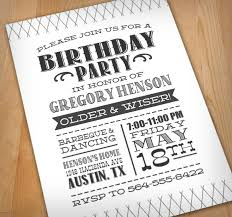 49 best invitations images on pinterest birthday party ideas