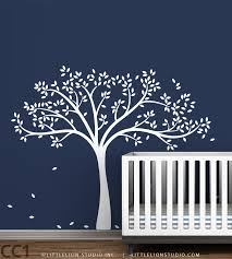 tree wall sticker 73 00 via etsy this might work for my sun