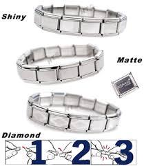 metal bracelet charms images Flat charm bracelet best bracelets GIF
