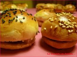 hervé cuisine pate a choux mini burgers au foie gras et figue la recette du succès