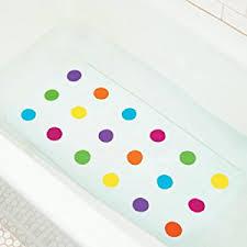Bathtub Bubble Mat Amazon Com Munchkin Dandy Dots Bath Mat Baby