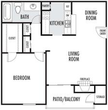 Patio Homes Richmond Va by Park West End Apartments 5300 Glenside Drive Richmond Va Rentcafé