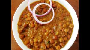 proportion cuisine black chickpeas kala chana curry a protein rich food with the right