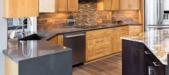 how to choose cabinets and countertops how to mix and match different countertop materials with