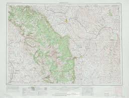 Wy Map Sheridan Topographic Maps Wy Usgs Topo Quad 44106a1 At 1