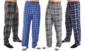 2 pack s fleece pajama mystery deal sizes l xl groupon