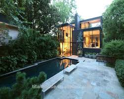 luxury prefabricated house 650 square meters or more photo