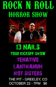 13 nails tour kickoff