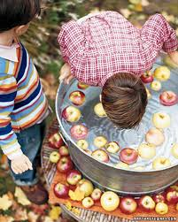 go bobbing for apples martha stewart living you might know how