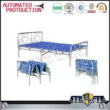 Folding Cot Bed Cheap Lightweight Metal Folding Cot Bed Buy Folding Bed Cheap