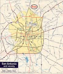 Austin Tx Maps by Texasfreeway U003e San Antonio U003e Historical Information U003e Old Road Maps