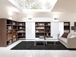 canapé gris perle decoration meuble tv bibliotheque tapis noir canape gris perle