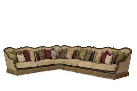Furniture By Michael Amini Amazon Com Aico Victoria Palace 4 Piece Sectional By Michael