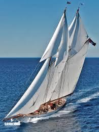 max oertz 182 ft gaff schooner 2011 sandeman yacht company