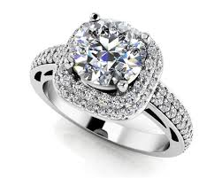 custom wedding ring halo engagement ring style custom engagement rings