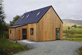 RHouse A Prefab Home For Rural Scotland Rural Design - Rural homes designs