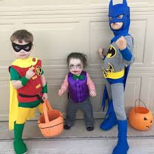 classic batman and robin kids u0027 diy costumes 5 steps with pictures