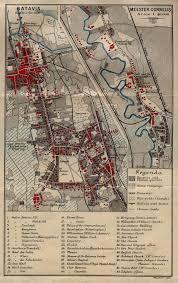 Batavia World Map by Batavia Old Map Jakarta Old Map Pinterest Jakarta East
