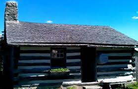 pioneer log cabin from the 1800s youtube