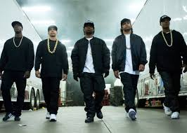 Compton Gang Map Straight Outta Compton Reviewed Like Nwa The Biopic Is