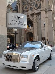 white gold bentley rolls royce phantom in chicago il for sale used cars on